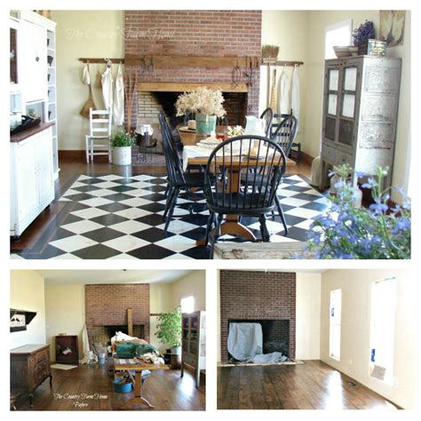 keeping room the country farm home before and after series the