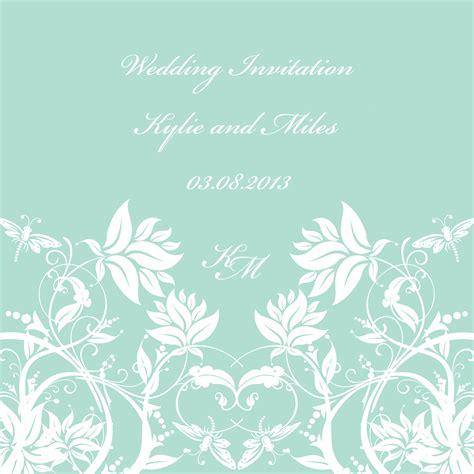 wedding invitation background designs mint green wedding invitation background designs mint green matik for