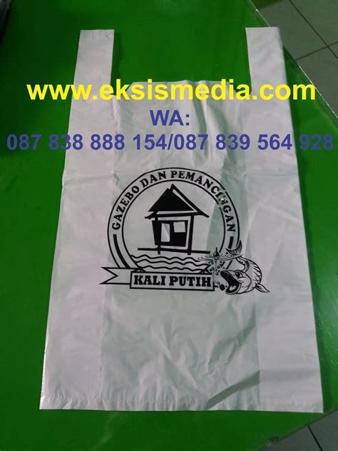 Kantong Murah kantong plastik murah di subang cetak sablon murah