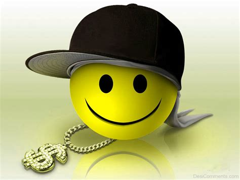 Smiley Cap by Smileys Pictures Images Graphics For Whatsapp