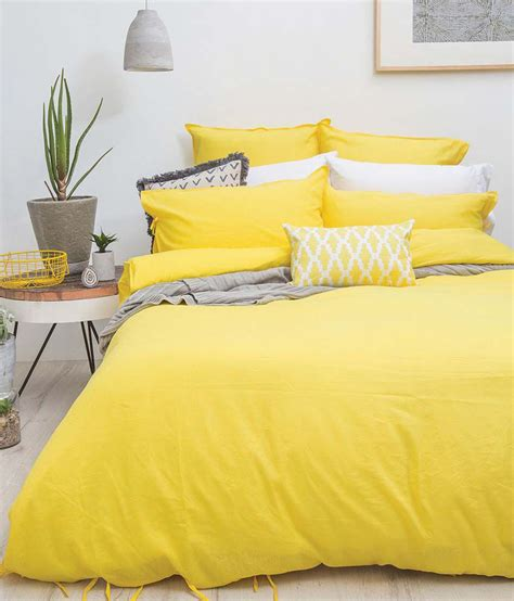 Yellow Bed Sheets by Skin2care Yellow Single Bed Sheet Buy Skin2care Yellow