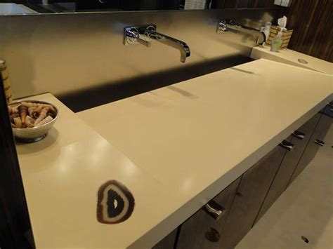 kitchen sinks grand rapids mi best 25 concrete countertops bathroom ideas on