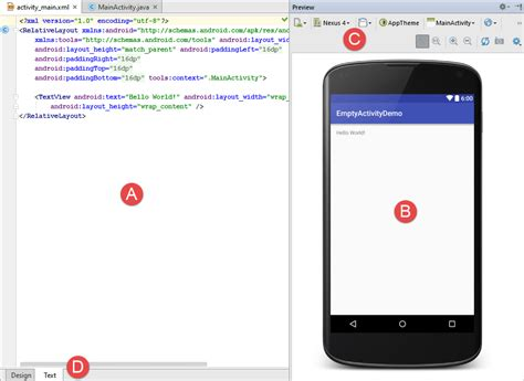 android studio layout design tool a guide to the android studio designer tool android 6