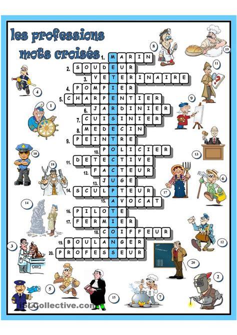 Fabriquer Une Grille De Mots Croisés by 1000 Ideas About Mots Crois 233 S 192 Imprimer On
