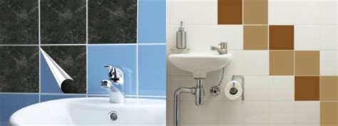 Badezimmer Fliesen überkleben Folie by Badezimmer Fliesen Folie Design