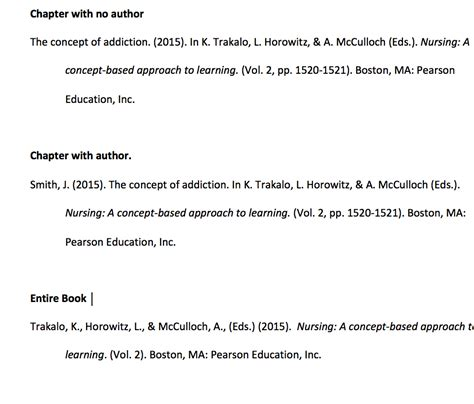 apa citation image getting started citing quot nursing a concept based