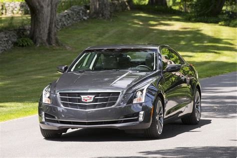 2015 Cadillac Ats Coupe Review 2015 Cadillac Ats Coupe Review 2017 Car Reviews Prices