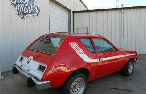 gas monkey garage 1974 amc gremlin v8 selling on ebay