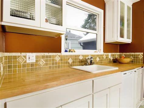 Cleaning Kitchen Countertops by Cleaning Butcher Block Countertops Home Design