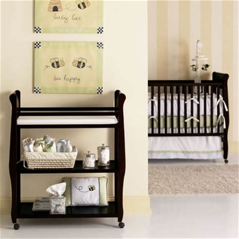 Graco Espresso Changing Table Graco Cribs Changing Table In Espresso Click To Enlarge