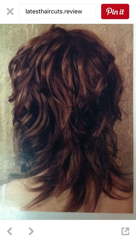 long shaggy hair for women front and back image the 25 best shag hairstyles ideas on pinterest long
