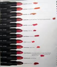 lipstick color chart lipstick brown rich lip color spf 12 brown hairs