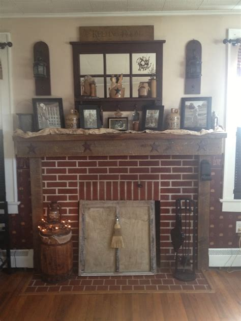primitive fireplace decor primitive fireplace open hearth