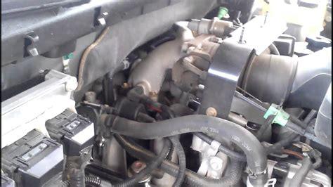 2000 cobra r intake manifold