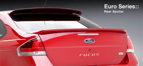 2009 ford focus ses roof spoiler focus 2010 2011 4 door ses