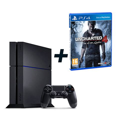 Sony Ps4 Dvd Until sony ps4 500gb c chassis uncharted 4 ps4 mediaworld it