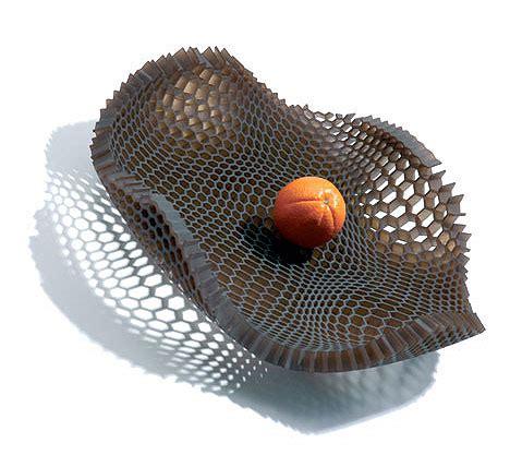 modern fruit basket furniture design iroonie com centro de mesa assim eu gosto