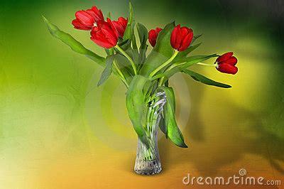 tulipani in vaso tulipani in vaso fotografie stock immagine 5004943