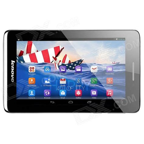 Tablet Lenovo S5000 H lenovo s5000 h 7 quot android 4 2 wcdma 3g phone tablet pc w bluetooth ram 16gb silver