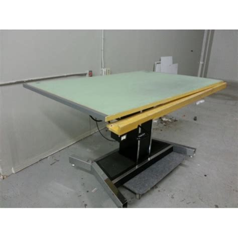 Mayline Futur Matic Drafting Table Mayline Futur Matic Powered Drafting Table 60 X 38 Allsold Ca Buy Sell Used Office