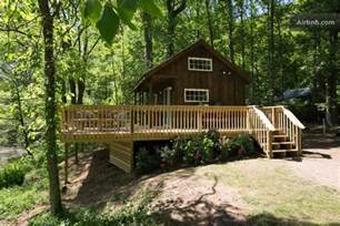 Small Home Nation River Cabin From Tiny House Nation In Erwin