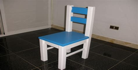 como hacer sillas de madera c 243 mo hacer sillas de madera para ni 241 os