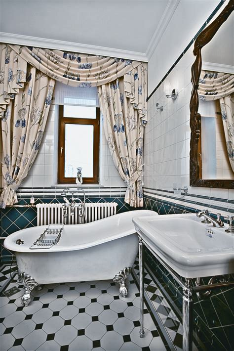 artistic bathrooms art nouveau interior design ideas