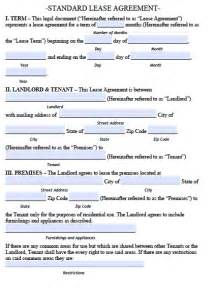 free colorado residential lease agreement pdf template