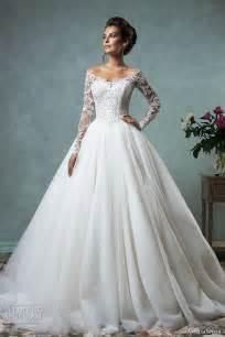 sleeve gown wedding dress amelia sposa 2016 wedding dresses volume 2 wedding