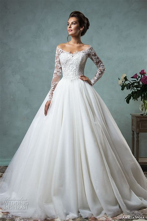 Top 100 Most Popular Wedding Dresses in 2015 Part 1 ? Ball