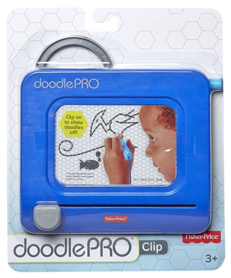 doodle club pro fisher price mini doodle pro 3 couleurs assorties club