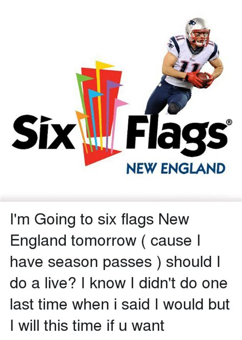 25 best memes about six flags new england six flags new