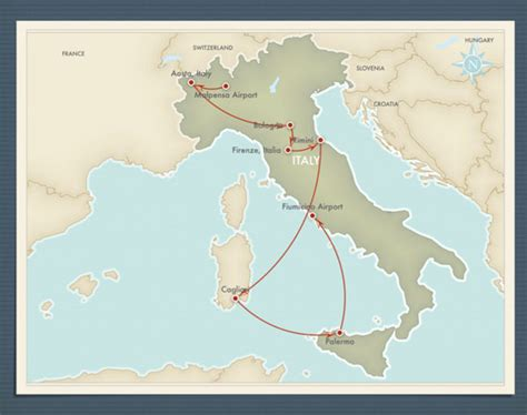 make a travel map how to easily create a travel itinerary map in os x the