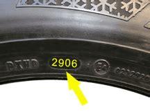 Motorradreifen Produktionsdatum by Dot Nummer Auf Reifen