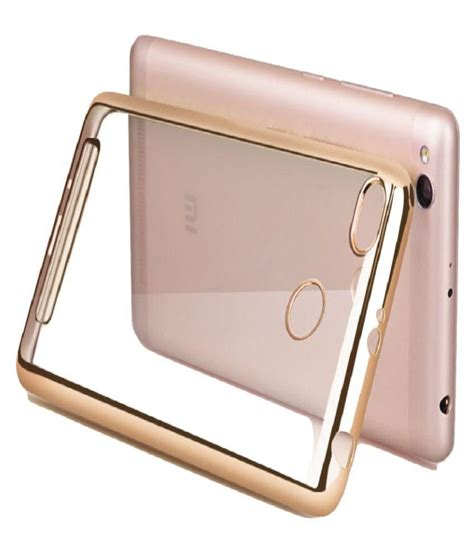 Tpu Chrome Silikon Softcase Samsung Oppo F3 xiaomi redmi 3s prime chrome tpu cover by mercator golden available at snapdeal for rs 299