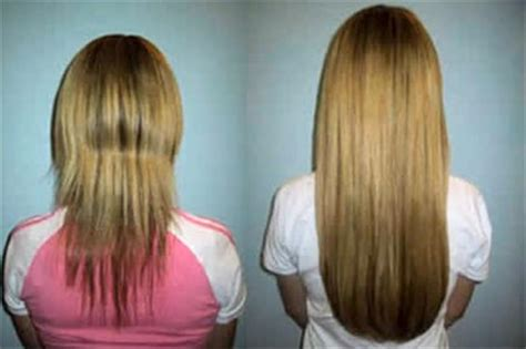 weave growth before after 10 simple tricks to make your hair grow faster thicker
