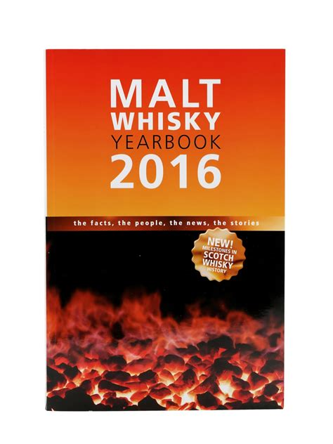 malt whiskey yearbook 2018 the facts the the news the stories books malt whisky yearbook 2016 the whisky exchange