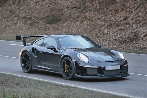 porsche new porsche spied testing new 911 gt2 autoevolution