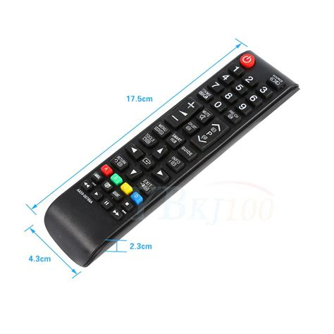 Keys Backyard Spa Parts Replacement Remote Control For Samsung Lcd Smart Plasma Tv