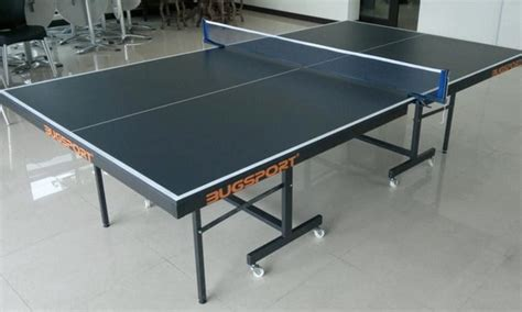 Meja Pingpong Tournament table tennis meja pingpong brand bugsport meja pingpong