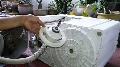 Dinamo Spin Mesin Cuci Polytron cara ganti gearbox mesin cuci 2 tabung polytron primadona
