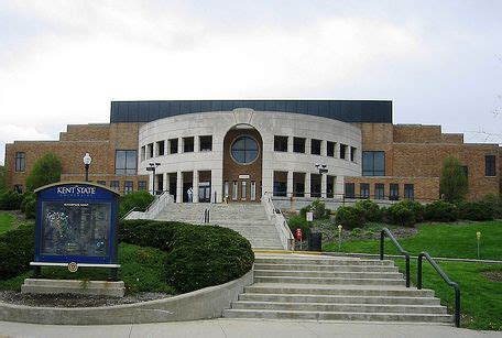 Kent State Mba Ranking by Kent State Admissions Act Scores Financial Aid More
