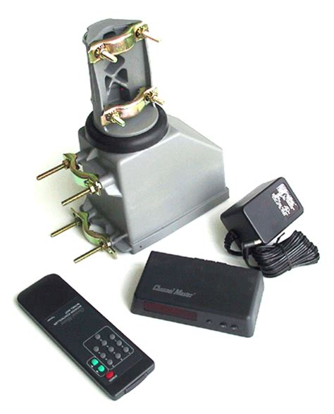 channel master tv antenna rotator system with remote cm9521a from solid signal