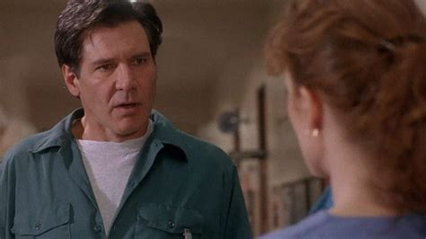 harrison ford fugitive harrison ford with julianne as emergency room