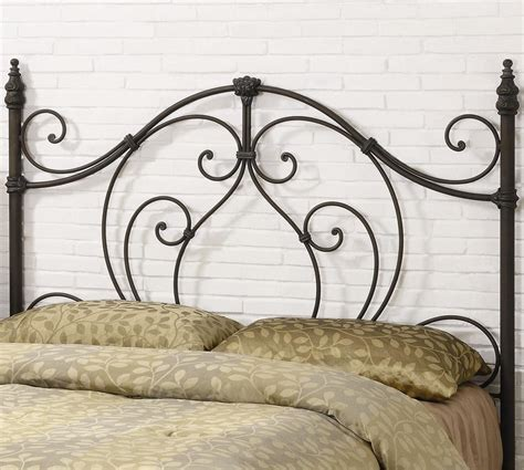 Full Queen Metal Headboard