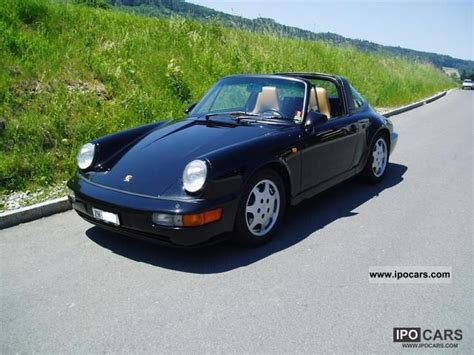 porsche targa 1990 1990 porsche targa car photo and specs