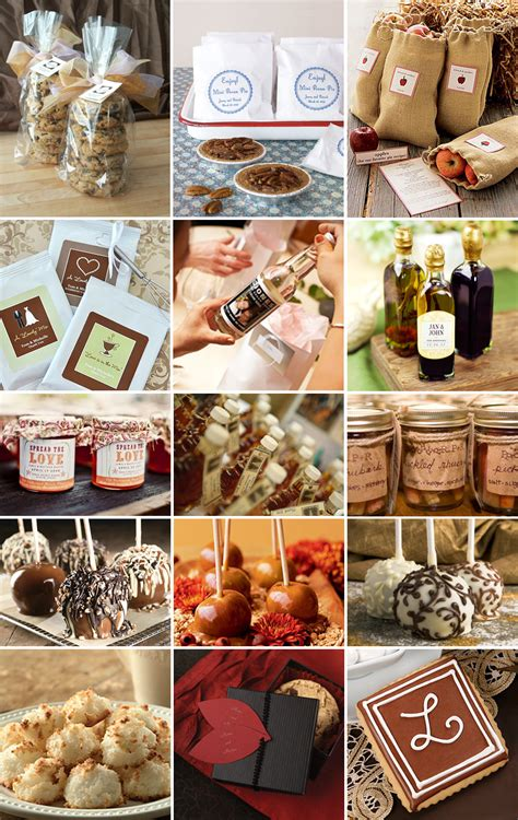 Wedding Favors For Fall by Ideas On Fall Wedding Favors