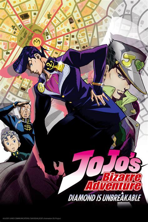jojo anime timeline jojo s adventure is unbreakable jojo s