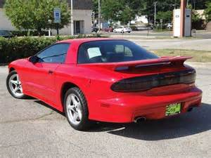 1996 Pontiac Trans Am Ws6 Featured Cars Pontiac Firebird 1996 Pontiac Firebird