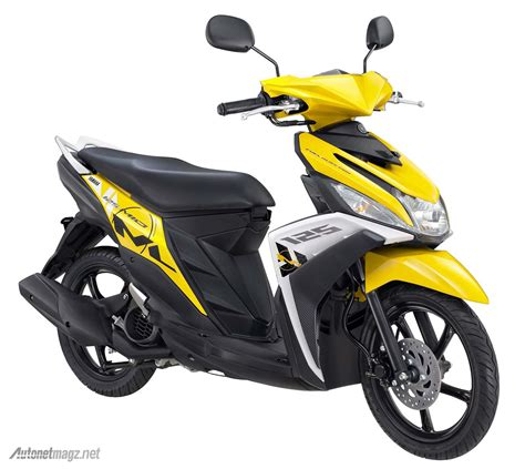 harga motor yamaha baru harga skutik baru yamaha bluecore mio 125 cc m3